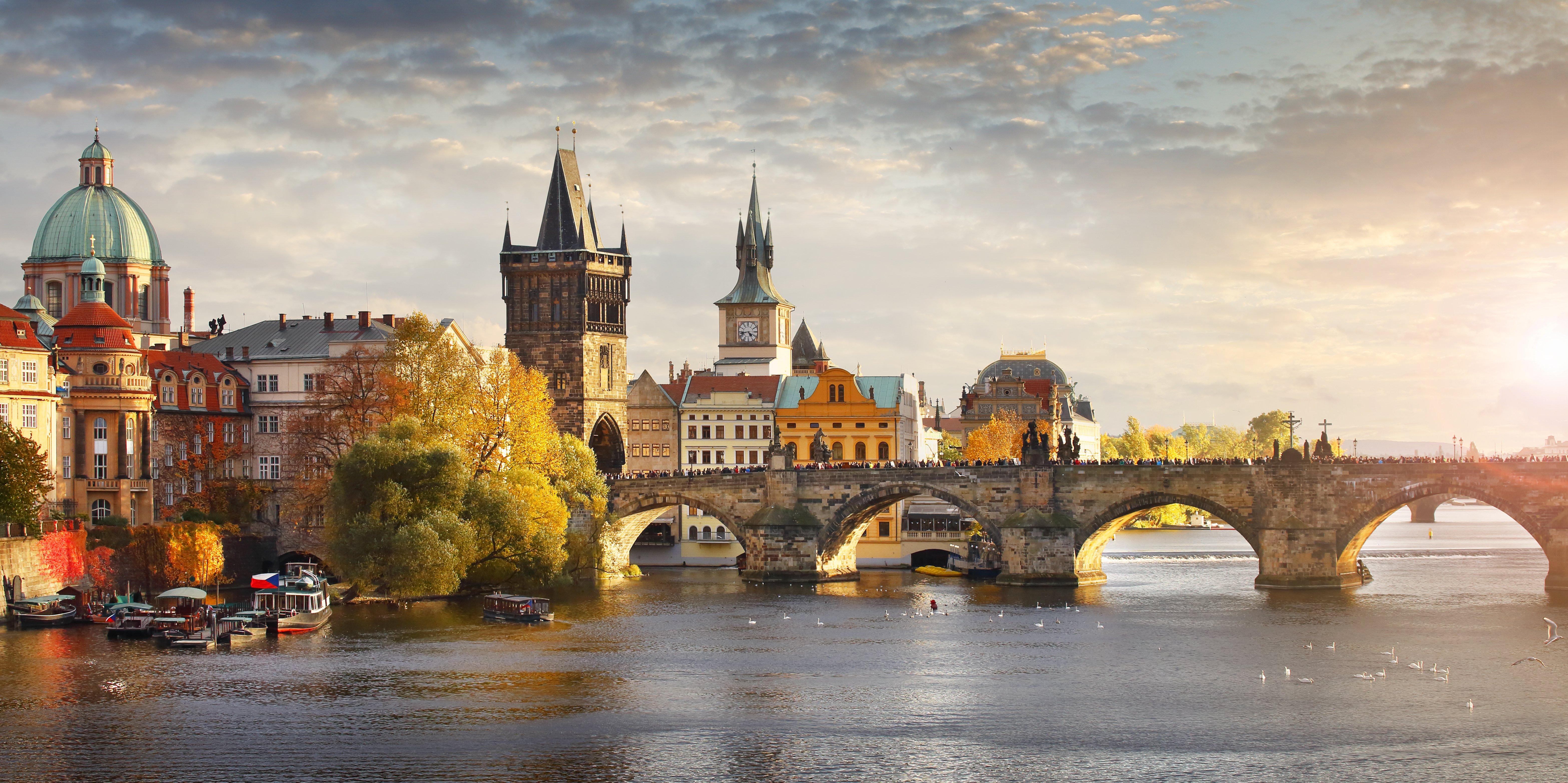 Prague: 4 Star City Break to Award Winning Hotel w/Flights & Breakfast