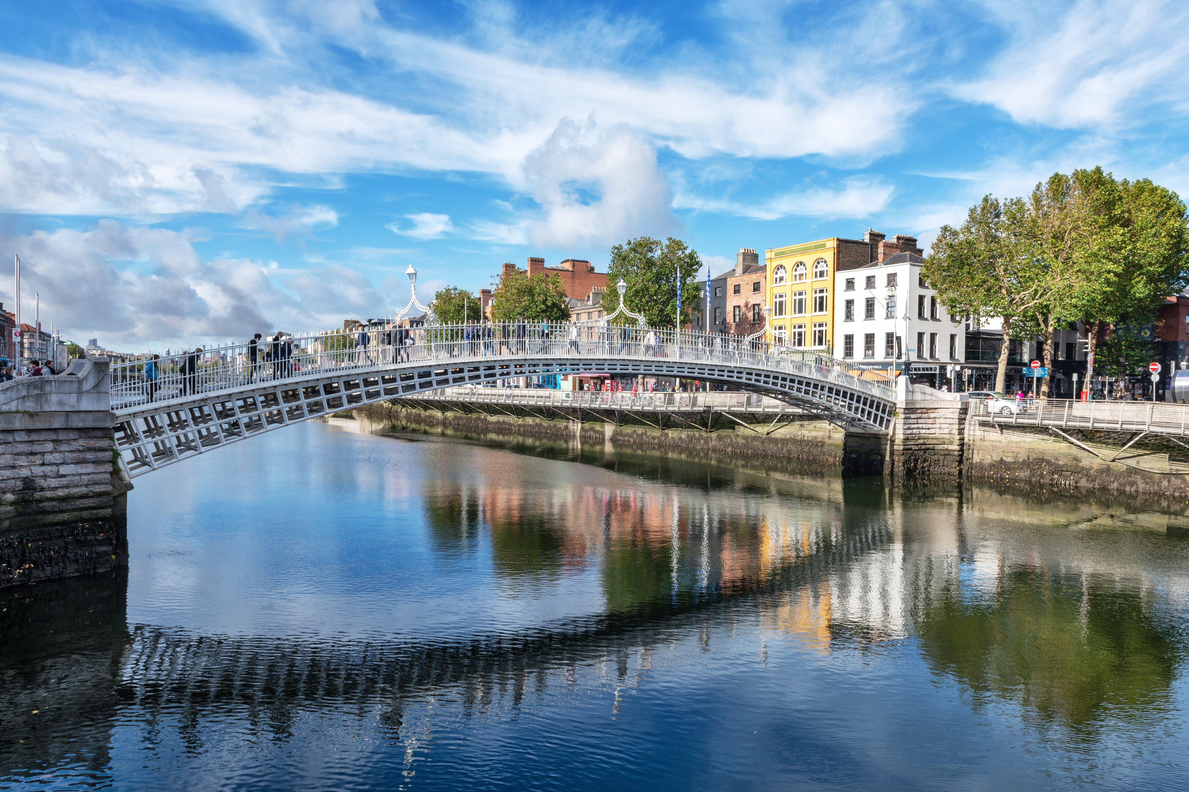 Dublin: 4 Star City Break to Award Winning Jury's Hotel w/Flights