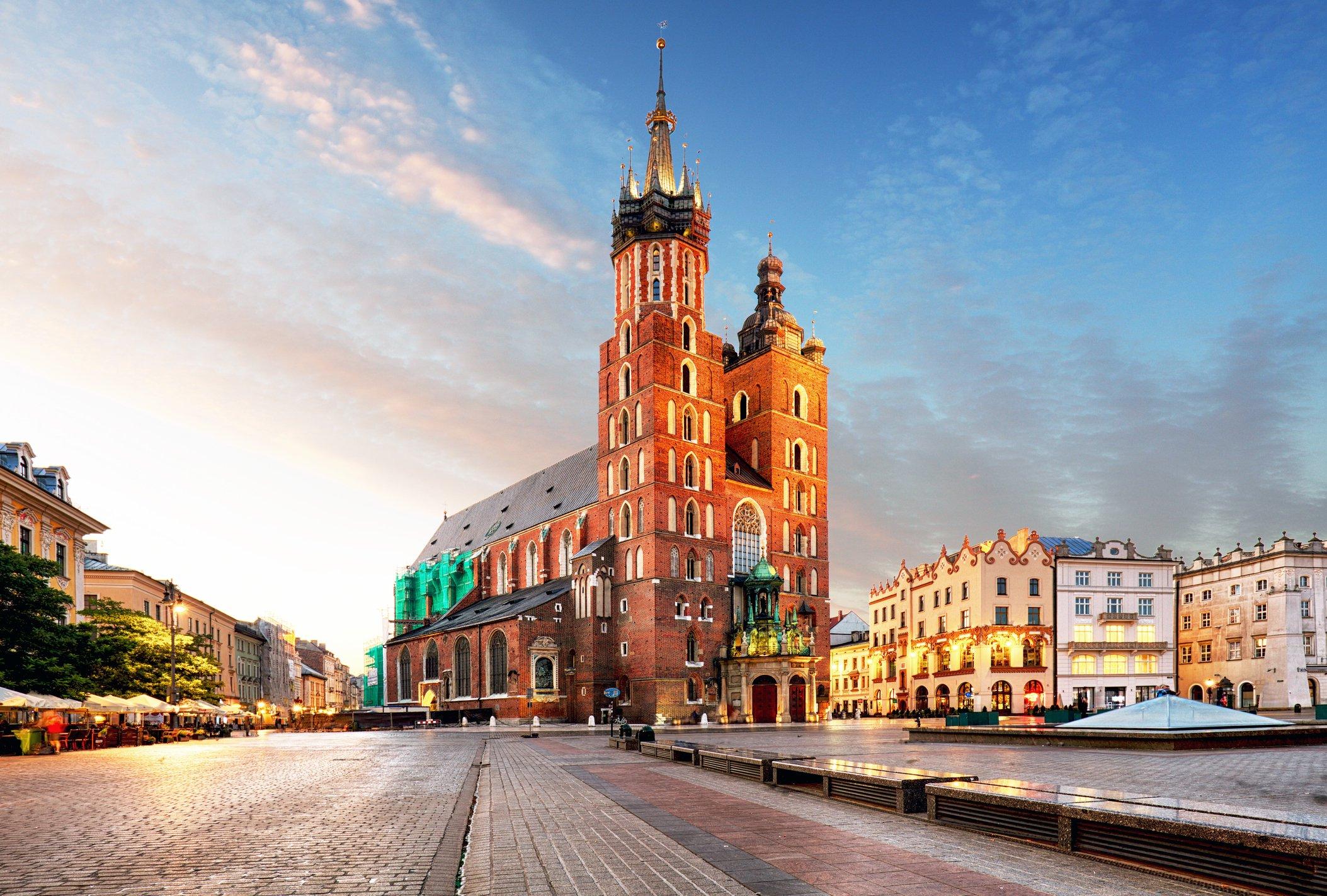Poland: 3 Nt Krakow City Break to Award Winning Accommodation w/Flights