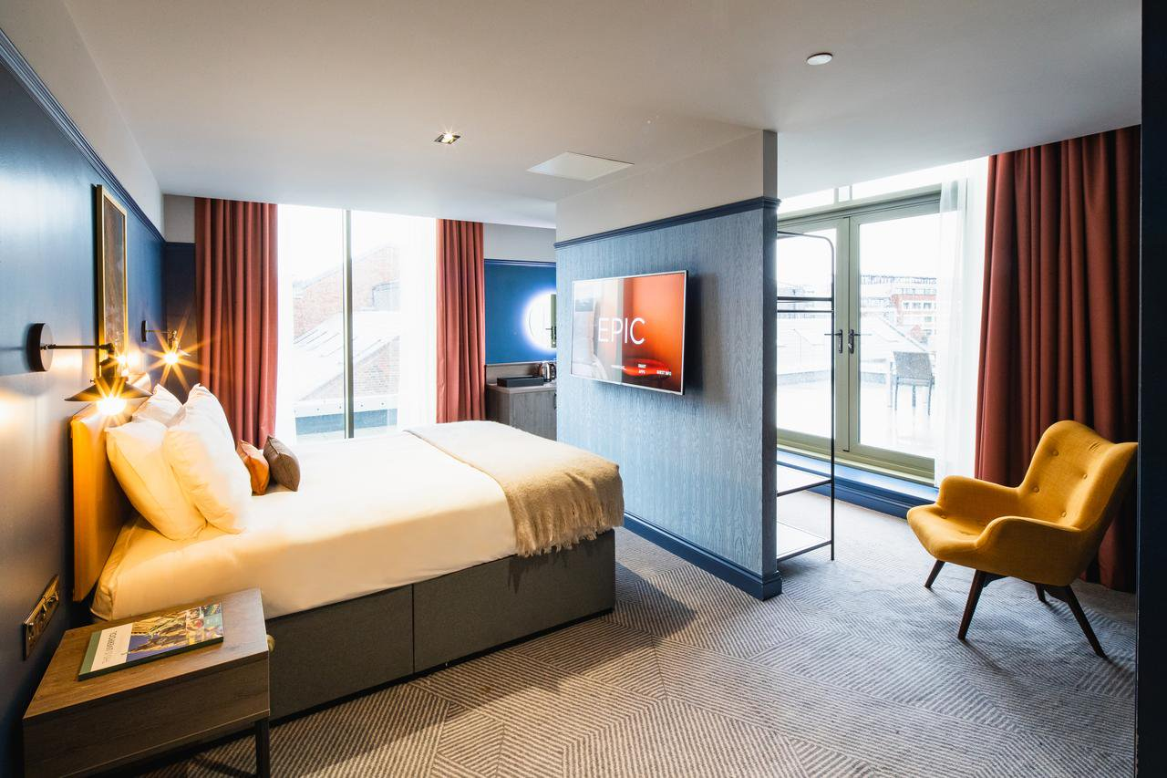 25% off 2 night stay at Seel St Hotel by Epic Liverpool