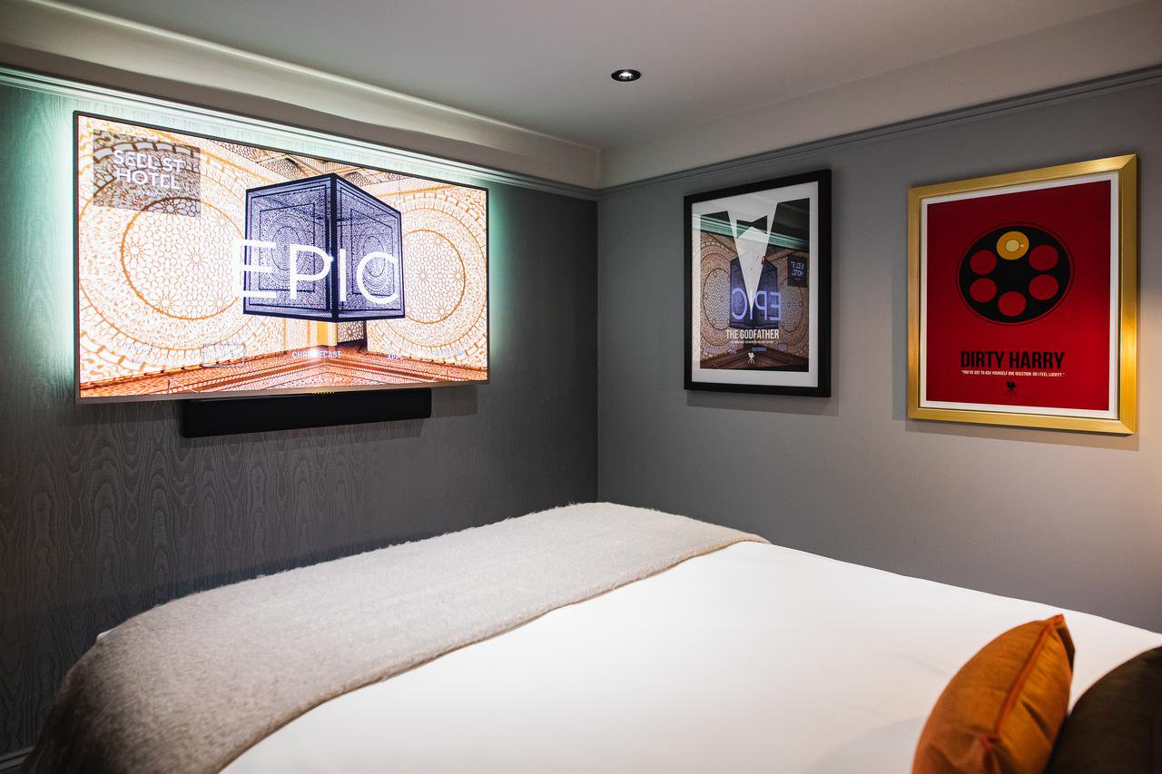 20% off 1 night Liverpool stay with wine - Seel St Hotel by Epic