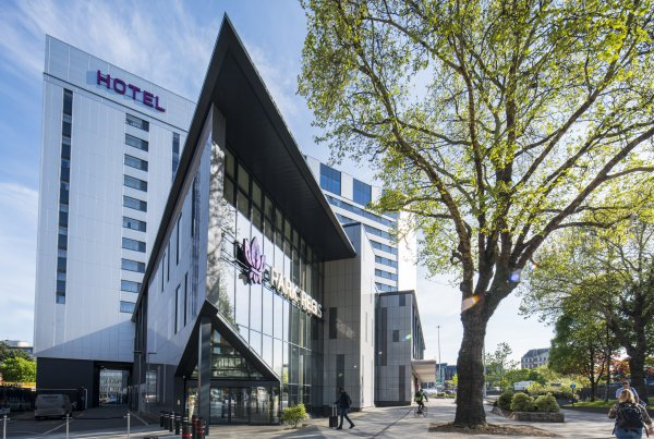 4* Birmingham City Centre Stay with Dinner and Wine