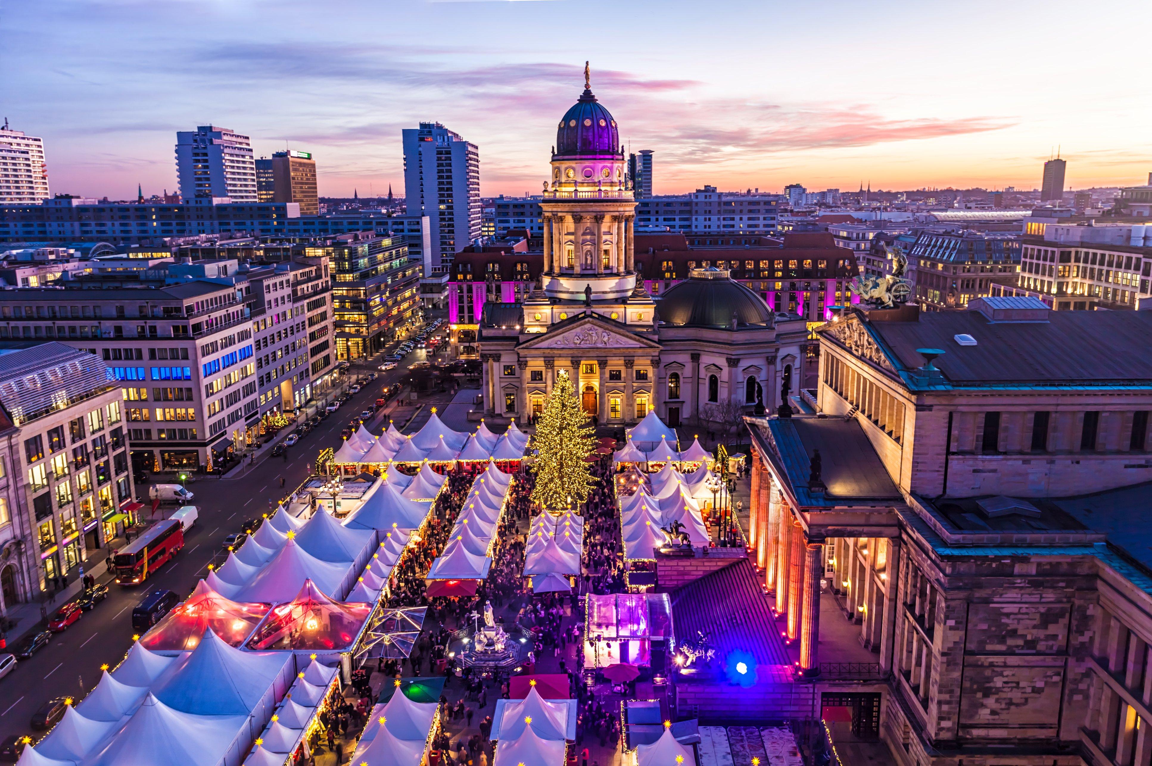 Berlin: 3 Nt City Break to Award Winning Hotel w/Flights