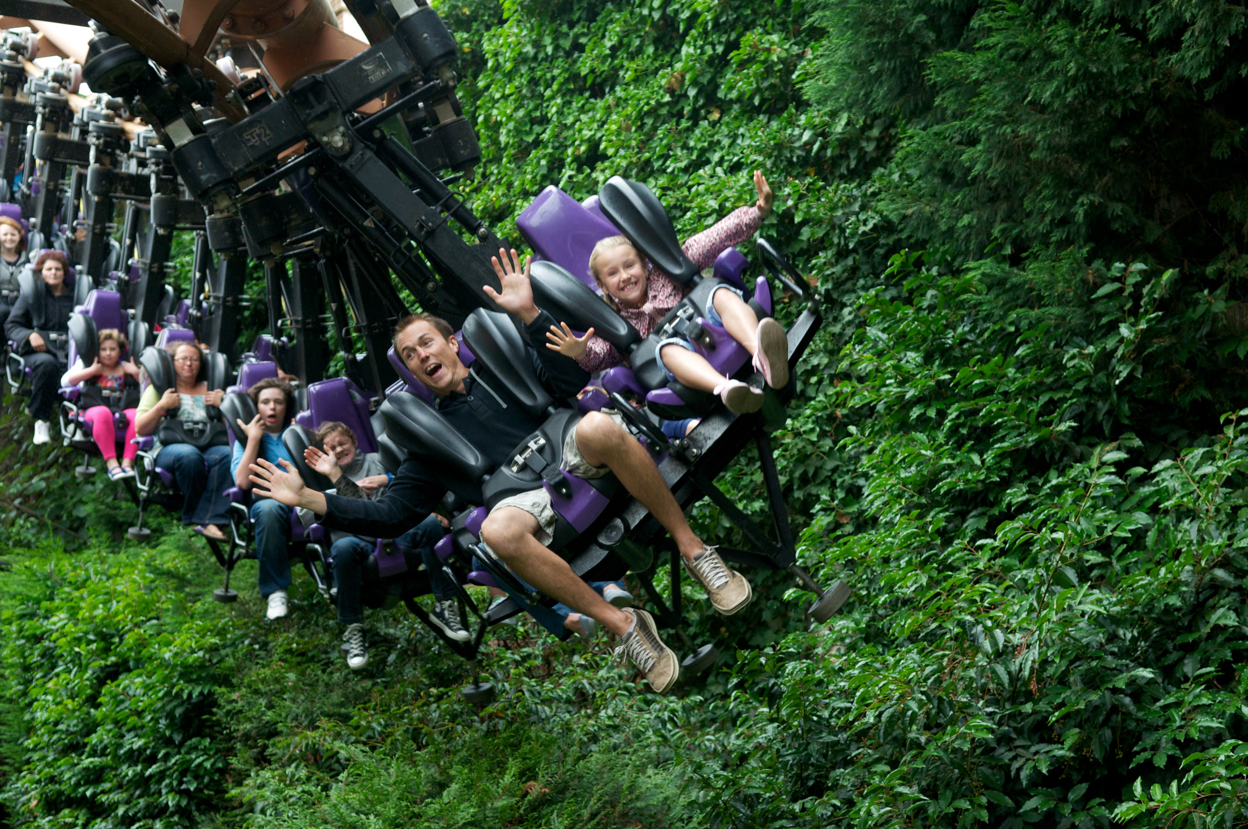 Up to 30% off Short Breaks at Chessington World of Adventures Resort!