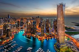 Dubai Cruise & Stay: 7 Nt Cruise, 2 Nt Stay on the QE2 & Race Tickets to the Dubai World Cup