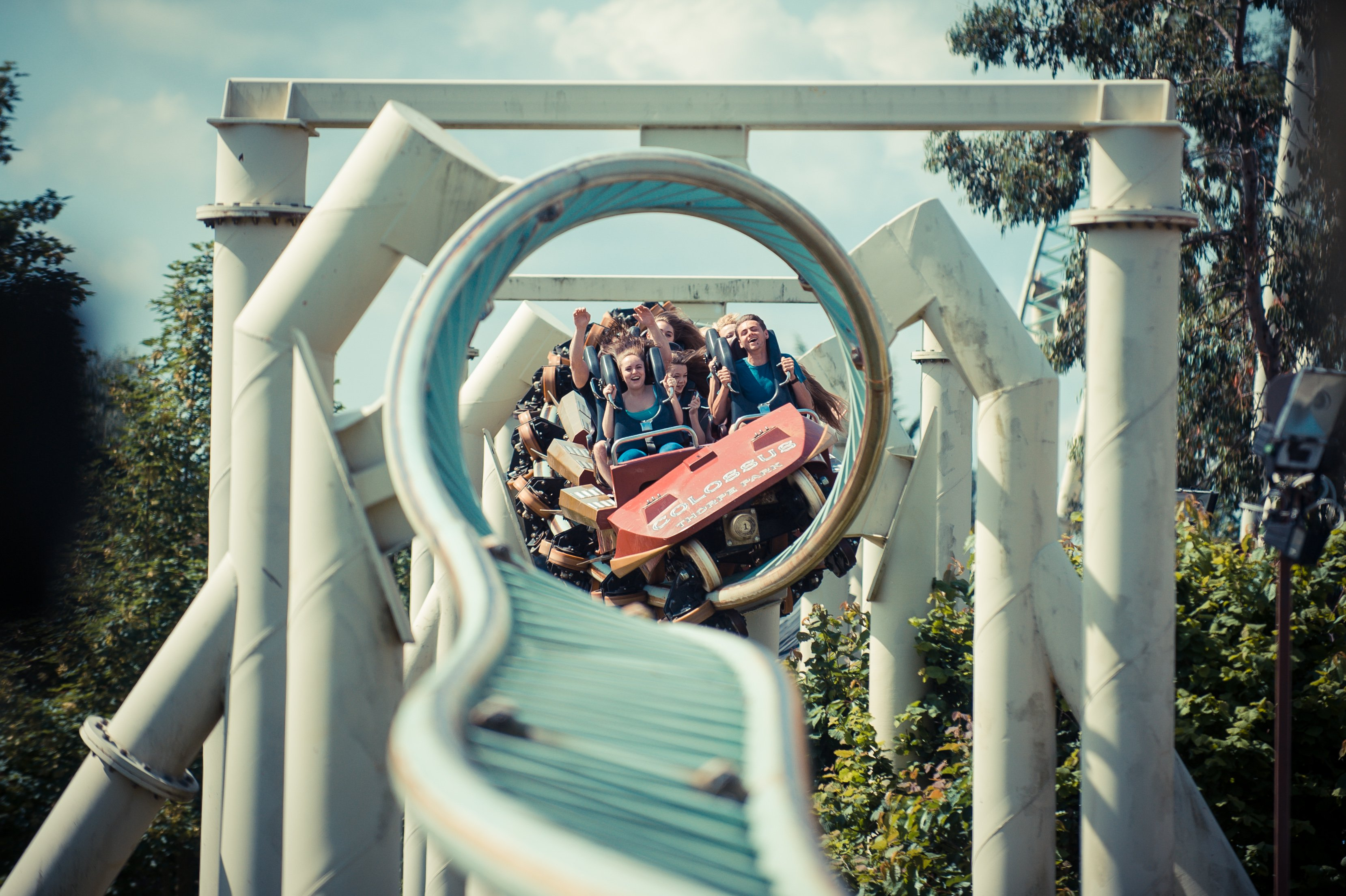 Up to 40% off your Thorpe Park Onsite Hotel Stay Plus FREE Park Tickets