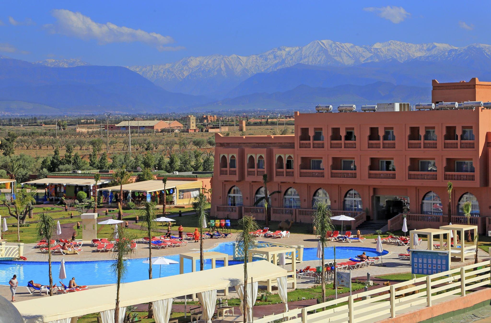Marrakesh: All Inclusive Short Break to Award Winning Hotel w/Water-Park & Kids Stay FREE