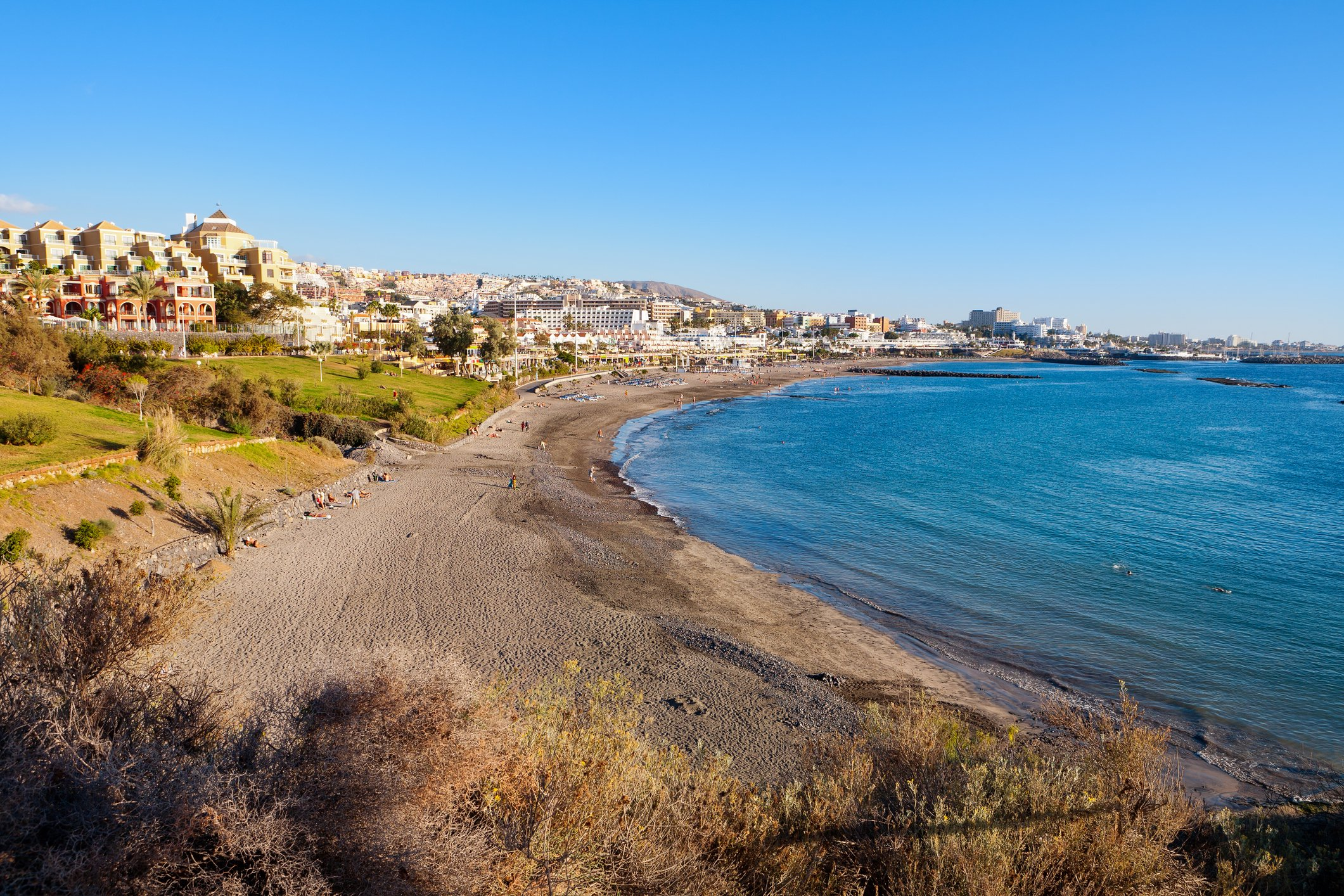 Tenerife: Highly Rated Self Catering Beach Escape to Costa Adeje