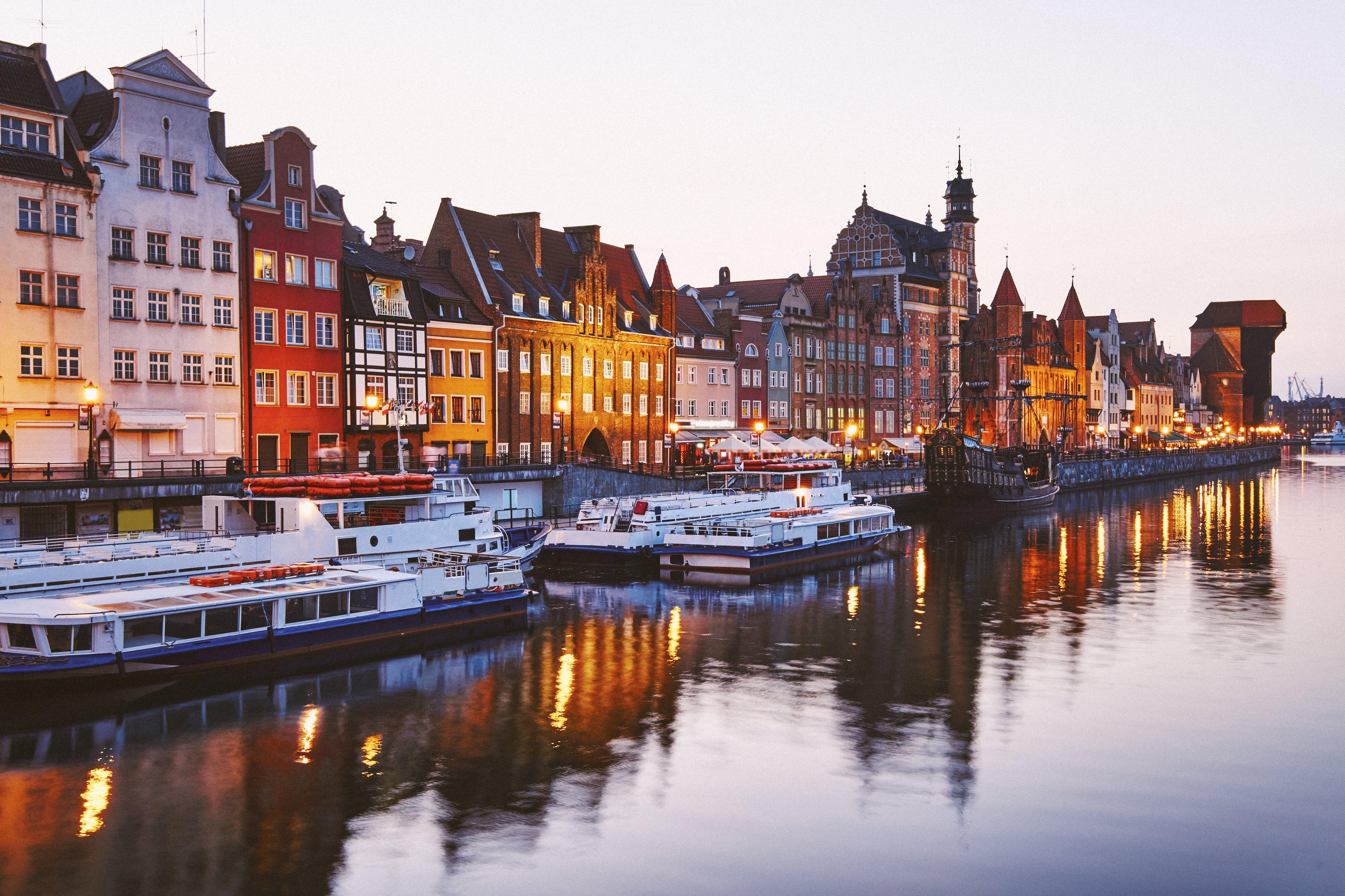 Gdansk: Award Winning Mercure Hotel City Break w/Flights