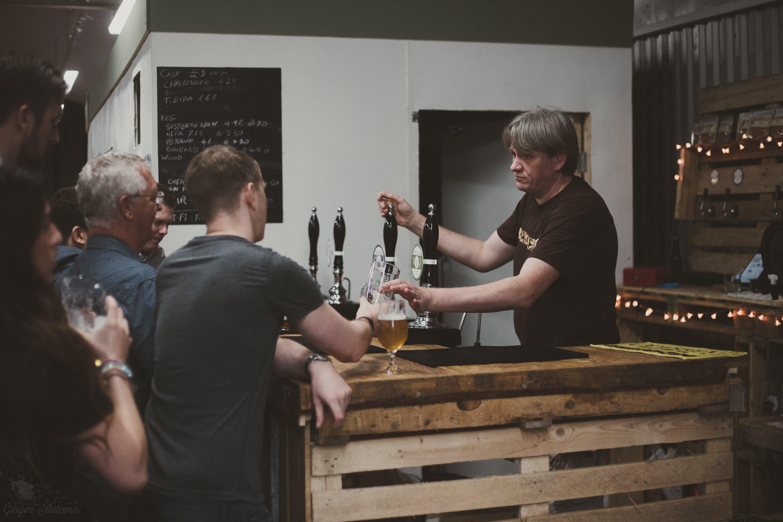 Manchester: Beer Tasting Tour