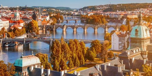 Prague: 4 Star City Break Including Flights & Breakfast