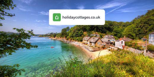 Luxury Breaks: Coastal Retreats from holidaycottages.co.uk
