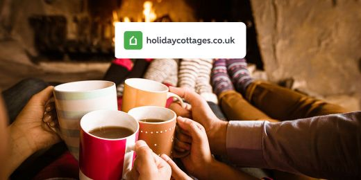 Last Minute Breaks from holidaycottages.co.uk: December & January Arrivals