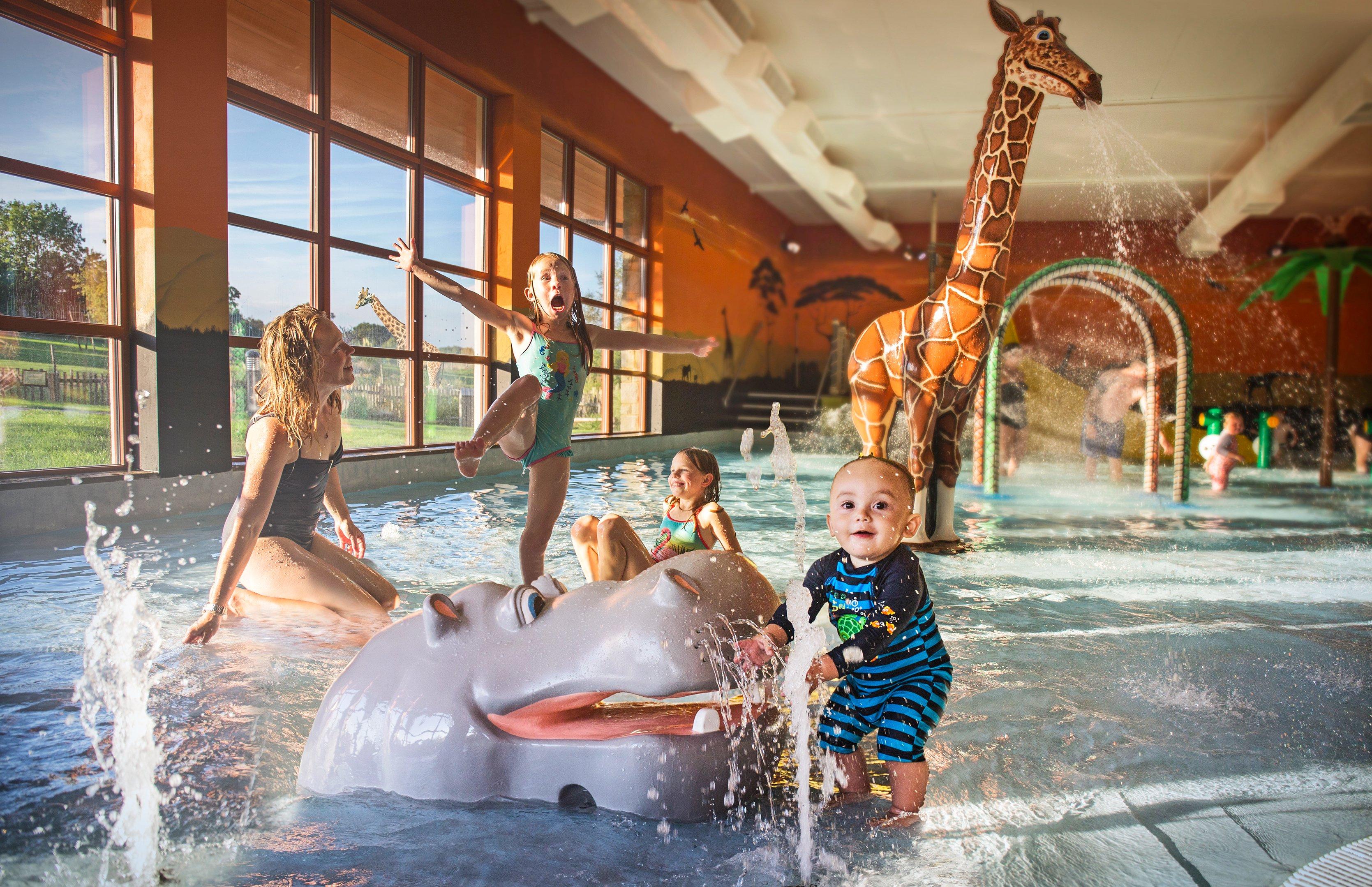 Splash and Stay at Chessington World of Adventures Resort - Kids Eat Free