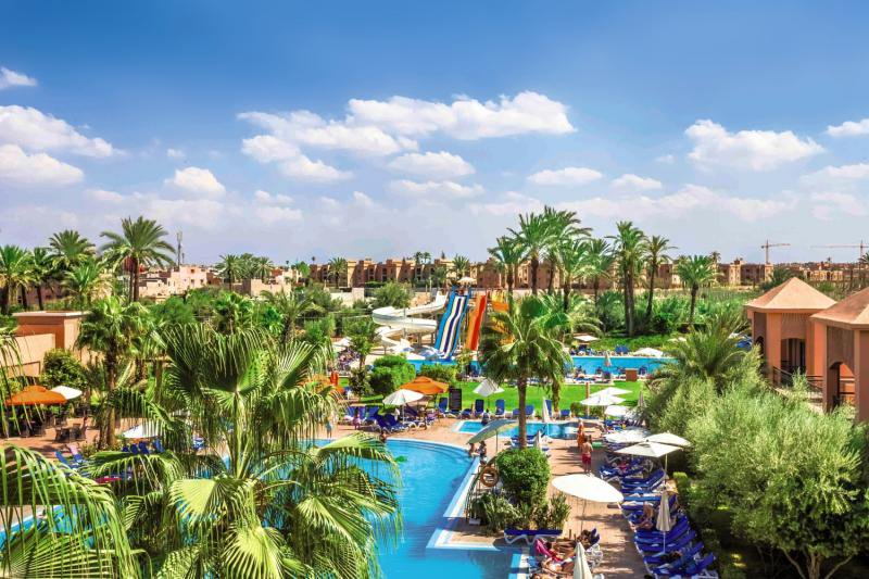Marrakesh: 4 Star LABRANDA All Inclusive Holiday with On-Site Water Park & Kids Stay FREE
