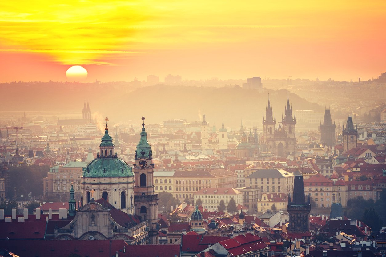 Prague: Award Winning 4 Star Hotel Incl Breakfast & Flights