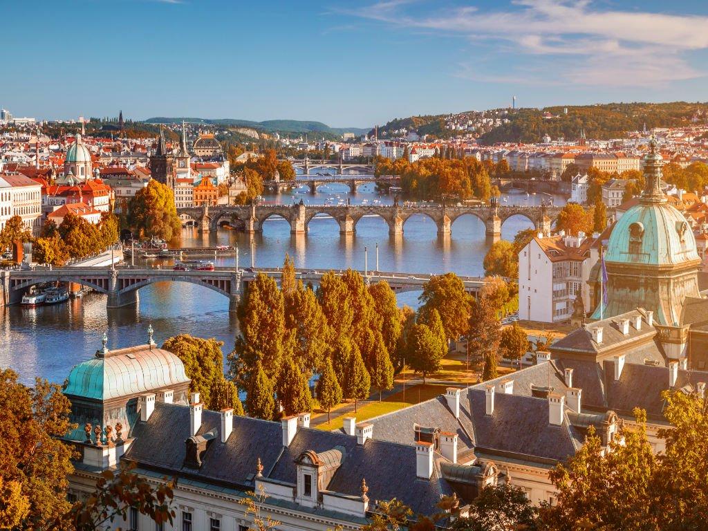 Prague: City Break to Award Winning Hotel w/Flights