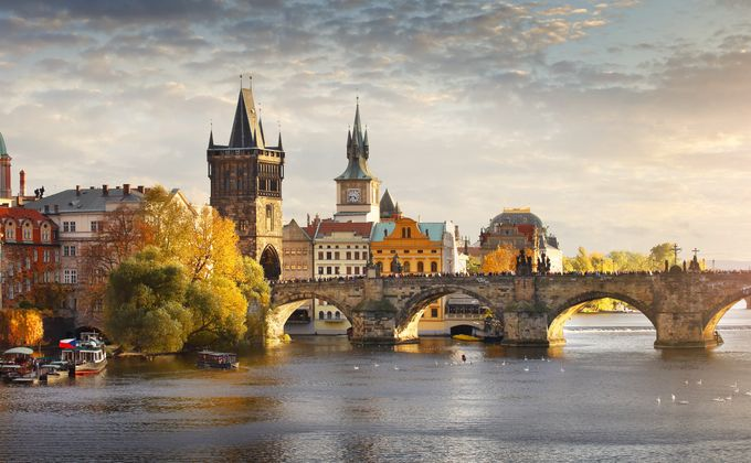 Prague: 4 Star City Break to Award Winning Hotel w/Flights & Breakfast