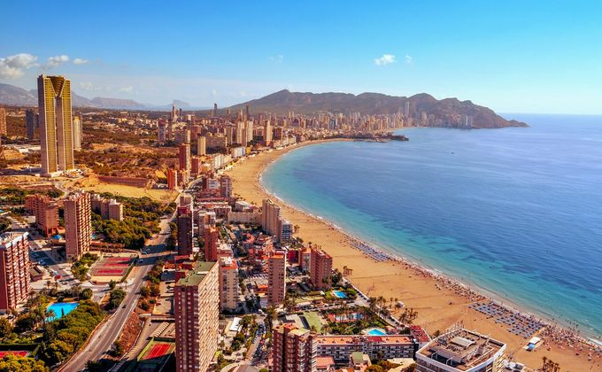 Benidorm: 4 Star All Inclusive Holiday to Award Winning Hotel w/Kids Stay FREE