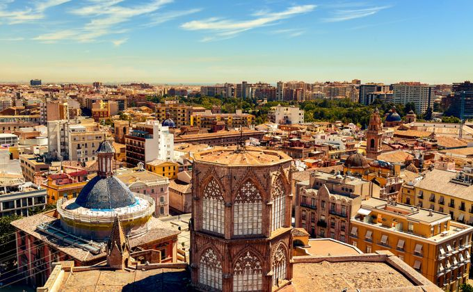 Valencia: 3 Nt Short Break to 4 Star Hotel w/Flights