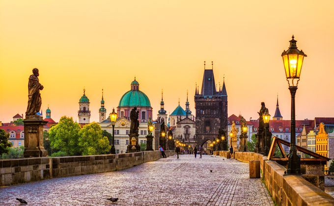 Prague: 4 Star City Break to Award Winning Hotel w/Flights