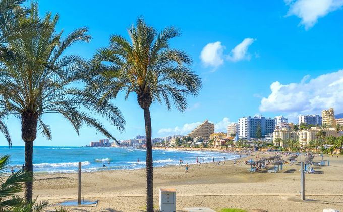 Costa Del Sol: All Inclusive Benalmadena Holiday w/Kids Stay FREE