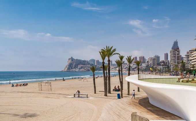 Benidorm: All Inclusive Holiday to Highly Rated Hotel w/Kids Stay FREE