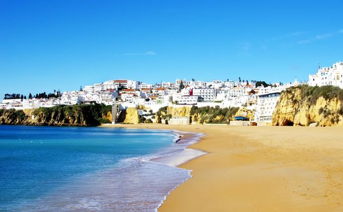 Algarve: 4 Star Award Winning All Inclusive Holiday in Albufeira with Kids Stay FREE