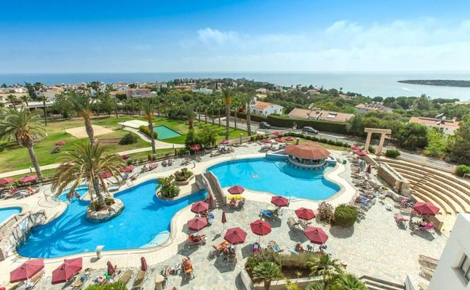 Cyprus: 4 Star All Inclusive Holiday near Paphos
