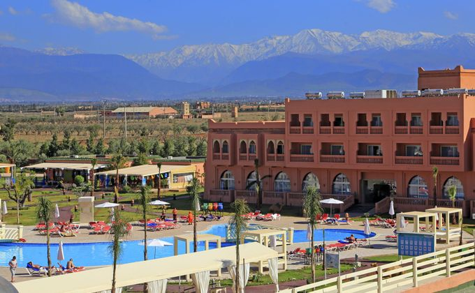 Marrakesh: All Inclusive Short Break to Award Winning Hotel w/Water-Park