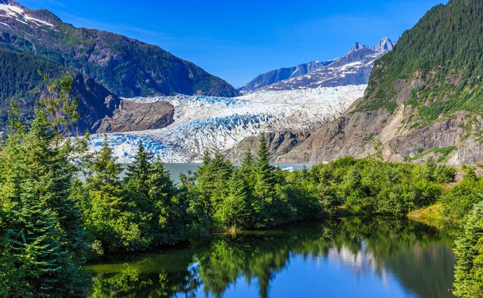 Legends of Alaska Cruise w/Vancouver Stay & Flights