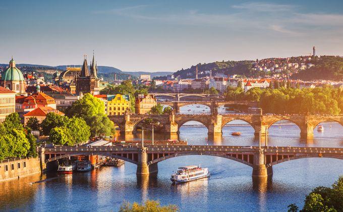 Prague City Break Incl. Flights with Kids Stay FREE