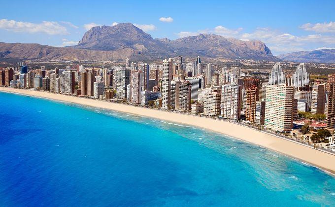 Benidorm: All Inclusive Holiday to Award Winning Hotel Incl Flights