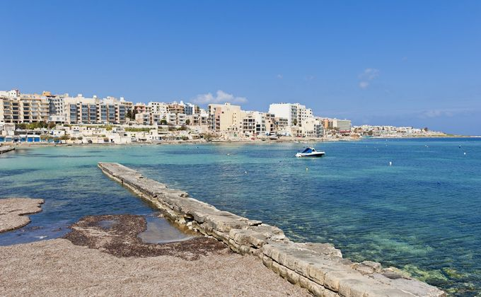 Malta: 4 Star All Inclusive Beach Escape with Kids Stay FREE