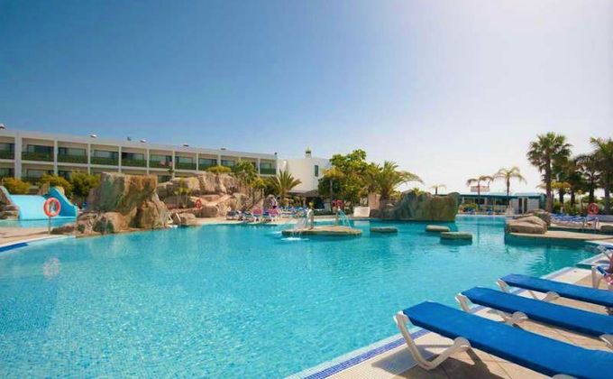All Inclusive 4 Star Lanzarote Holiday in Costa Teguise