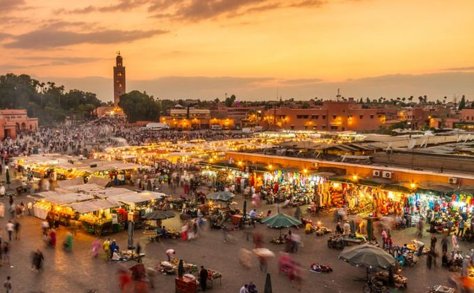 Marrakesh: 4 Star All Inclusive Break With On-Site Water Park