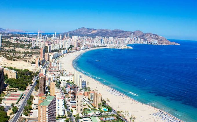 Benidorm: Highly Rated All Inclusive Hotel Incl. Flights