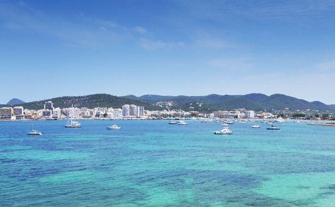 Ibiza: Beachfront All Inclusive Holiday in Popular San Antonio