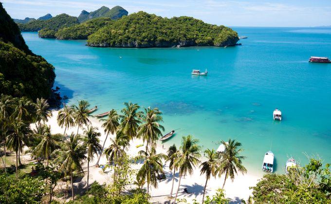5 Star Thailand Escape: Bangkok & Le Meridien Koh Samui Twin Centre Incl. Direct Flights