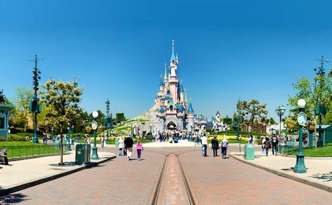 Disneyland Paris®: Short Break to the Kyriad Hotel Incl. Flights