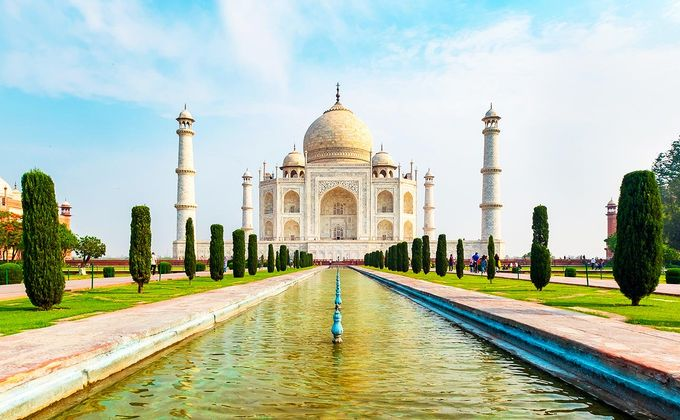 India: 10 Nt Palaces & Deserts of Rajasthan Escorted Tour Incl Breakfast & Flights