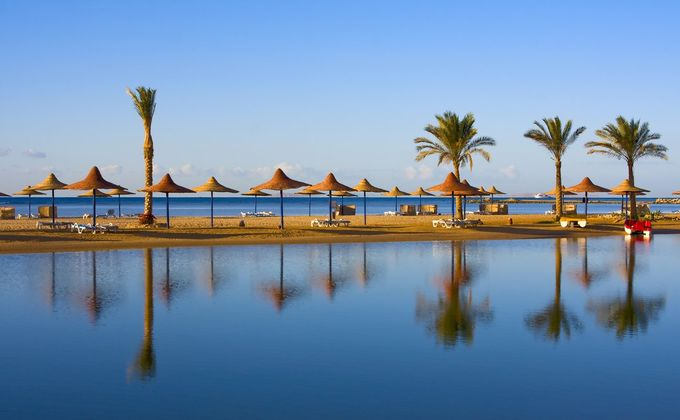 Hurghada: All Inclusive Holiday to Travellers' Choice Hotel & Kids Stay FREE
