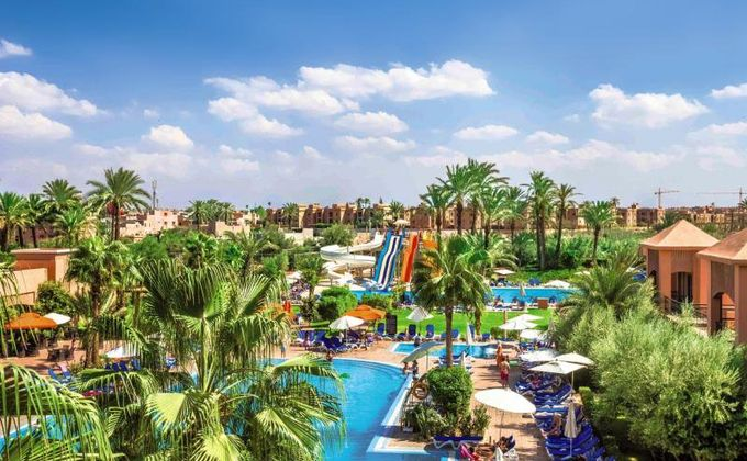 Marrakesh: 4 Star LABRANDA All Inclusive Winter Sun Holiday w/Water Park & Kids Stay FREE