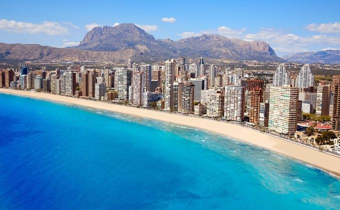 Benidorm: 4 Star All Inclusive Holiday with Kids Stay FREE