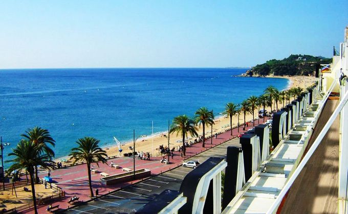 Costa Brava: All Inclusive Beachfront Holiday to Lloret de Mar with Kids Stay FREE
