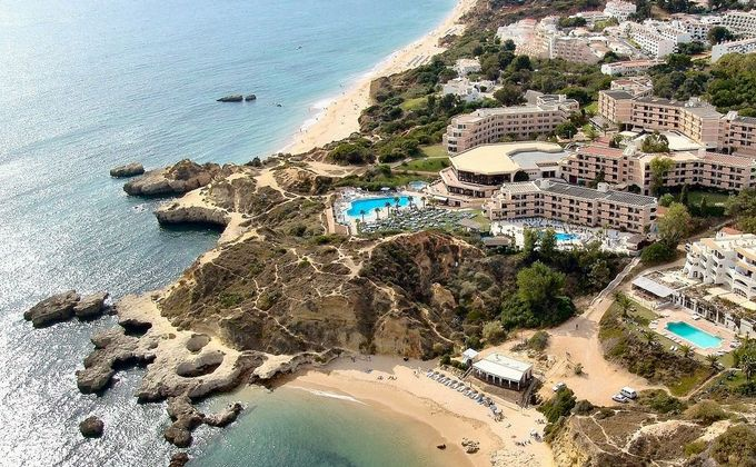 Algarve: All Inclusive Christmas or New Year Beach Break to Albufeira