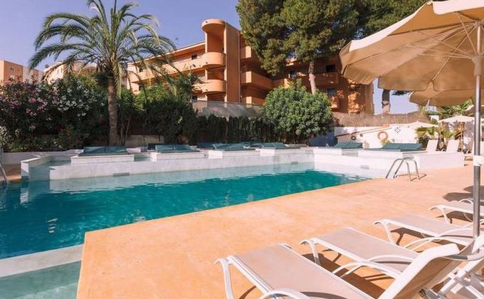 Majorca: All Inclusive Holiday to Highly Rated Hotel in Palma Nova w/Kids Stay FREE
