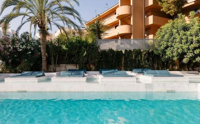 Majorca: Highly Rated All Inclusive Hotel in Palma Nova with Flights