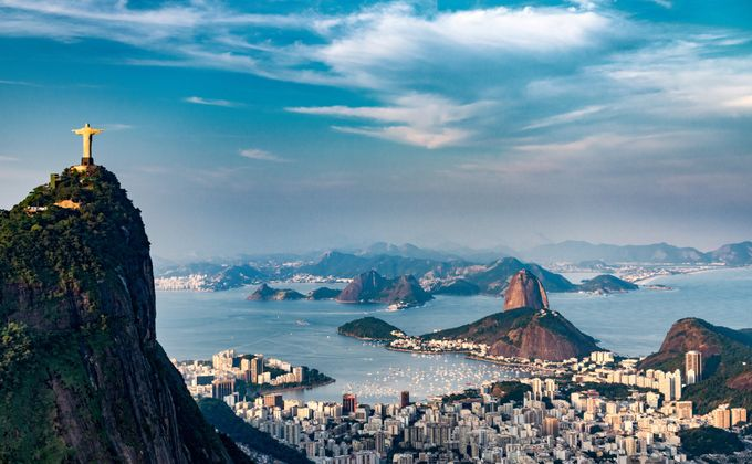 Rio & Radiant Rhythms: 12 Nt Cruise & Stay Holiday Incl Flights & Hotel Stay