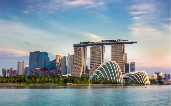 Asia: Royal Caribbean® Cruise w/Stays in Singapore & Bali and Balcony Upgrade Incl Flights